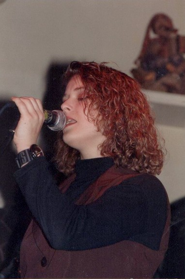 Kerry Read: Vocals 1994